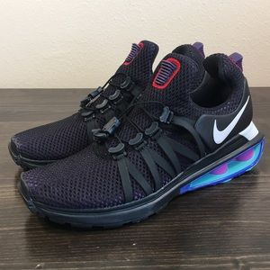 Nike Shox Gravity Flywire Grand Purple RARE